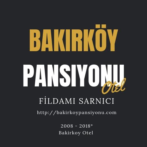 Bakırköy Fildamı Sarnıcı
