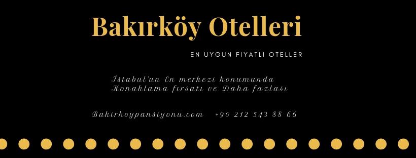 Bakırköy Otelleri